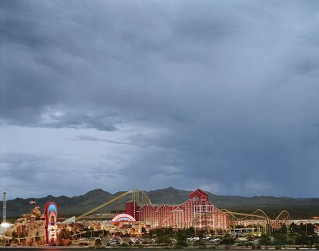 Primm, Nevada, 2007 Chromogenic print 40 x 50 inches