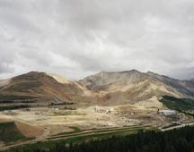 Climax Mine Near Leadville, Colorado, 2007 Chromogenic print 40 x 50 inches