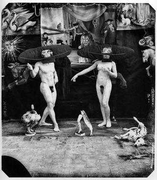 Eggs of my Amnesia, Rome, 1996 Gelatin silver print mounted to board. 16 x 20 inches