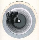 Indian Dance, Nambe, NM, 1968 Photograph and silver paint. Diameter: 8 inches