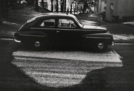 Stockholm, 1967 Gelatin silver print mounted to board, printed c. 1970-1975 6 x 9 inches