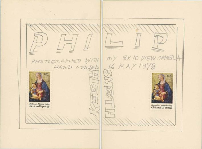 Philip, 16 May, 1978 (verso)