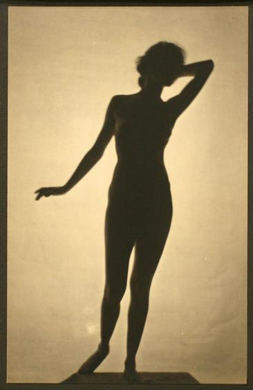 Untitled, 1917 Gelatin silver print hinged to original mount, printed c. 1917 9 x 5 1/2 inches