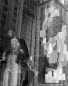 ​Lisette Model Reflections, New York, 1939-1945 Gelatin silver print, printed c. 1939-1945. 13 1/4 x 10 3/4