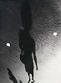 Shadows, 1940-41 Gelatin silver print, printed c. 1960s. 13 5/8 x 9 5/8 inches