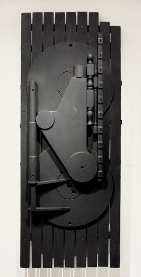 Louise Nevelson Untitled, 1981
