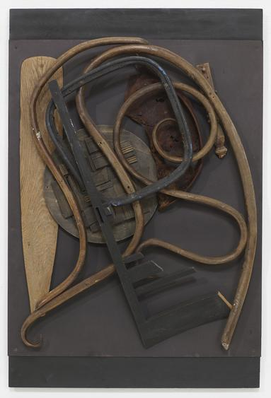 Louise Nevelson Untitled, 1976