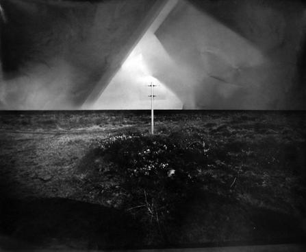 Untitled, 2005 Gelatin silver print. 20 x 24 inches