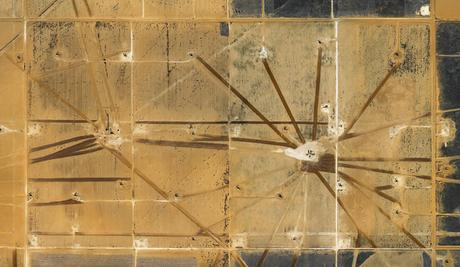 Levelland Oil Field #1, Hockley County, Texas (from Oil Fields), 2013