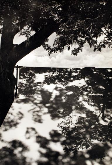 Luz Restirada (Lengthened Light), 1945 Gelatin silver print, printed c. 1945 6 x 4 1/2 inches
