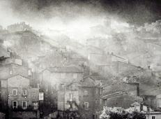 Scanno, 1957-59 Gelatin silver print, printed later 11 5/8 x 15 3/4 inches