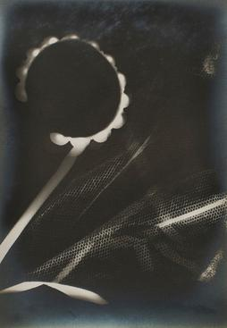Man Ray (1890-1976), Untitled (Rayograph), 1942 Gelatin silver print, 6 7/8 x 4 7/8 in.