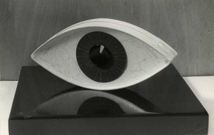 Man Ray, Le Témoin (The Witness), 1971