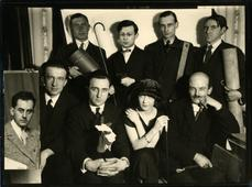 Man Ray, Dada Group, 1921-1922