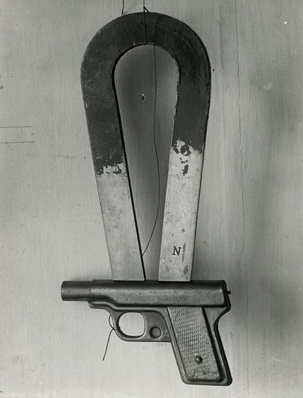 Man Ray, Compass, 1920