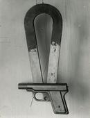 Man Ray (1890-1976) Compass, 1920 Gelatin silver print, printed c. 1960s 10 1/8 x 7 7/8 in. (25.7 x 20 cm)