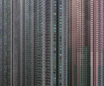 Architecture of Density #43, 2006 Chromogenic print