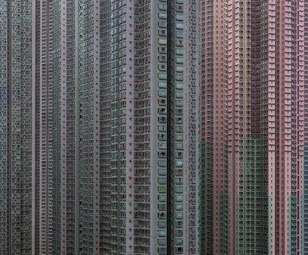 Architecture of Density #43, 2006 Chromogenic print. 48 x 58 inches