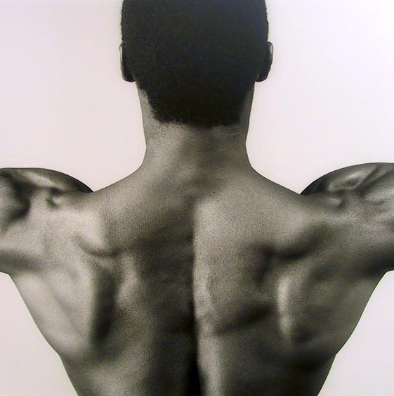 Robert Mapplethorpe Derrick Cross, 1983 Gelatin silver print 20 x 16 inches