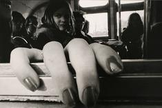 Untitled (Woman's Fingers), 1973 Gelatin silver print, printed c. 1973 16 x 20 inches