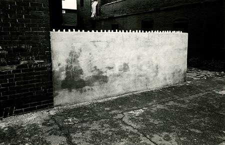 Untitled, Wilkesbarre, PA, 1971 Vintage gelatin silver print 11 x 14 inches