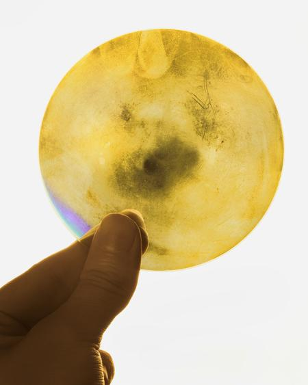 Modern Day Halo, 2010 Archival inkjet print. 25 x 20 inches