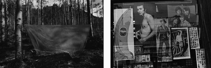 Untitled, 1974-1998 Gelatin silver prints, printed c. 1974-1998 5 x 14 in.
