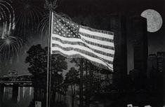 Untitled (After 9/11), 2001-2002 Gelatin silver print, printed c. 2001-2002 5 x 7 1/4 inches