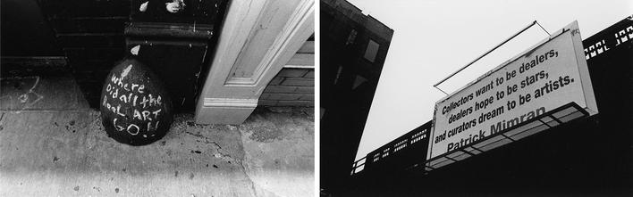 Untitled (Return Your Mind to Its Upright Position), 1998-2013 Gelatin silver prints, printed c. 1998-2013 5 x 7 1/4 inches each