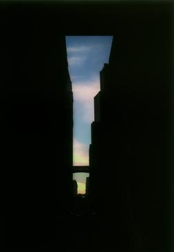 New York Sky #24, 2004 Chromogenic print