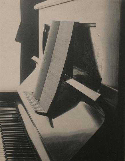 Paul Outerbridge, Piano