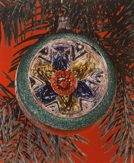 Paul Outerbridge, Christmas Tree Ornament