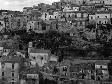 Ragusa, Sicily, Italy, 1954 Gelatin silver print, printed c. 1960 8 x 10 inches