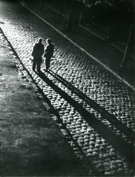 Robert Doisneau Untitled, 1950 Gelatin silver print, printed c. 1950. 9 7/16 x 7 3/16 inches