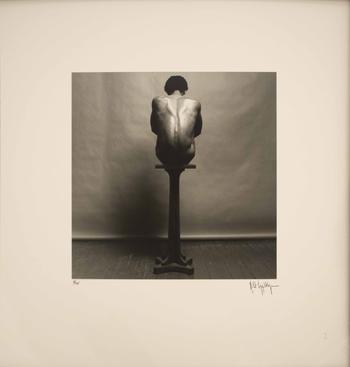 Z' portfolio, 1981 Thirteen selenium-toned gelatin silver prints Each 7 1/2 x 7 1/2 inches