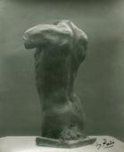 Torse d'antique, c. 1903-13 Carbon print, printed c. 1903-1913 14 1/8 x 10 1/4 inches