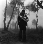Day of the Dead, Guatemala, 1978 Gelatin silver print, printed 1981 20 x 16 inches