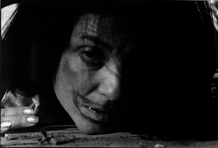 Self-portrait, Chattanooga, Tennessee, 1972 Gelatin silver print, printed 1972 8 x 10 inches