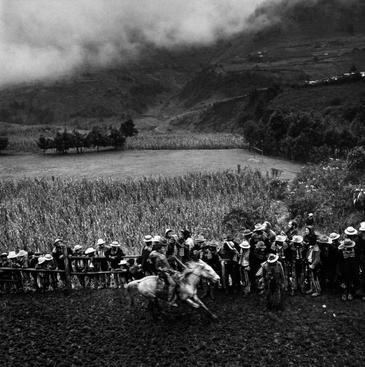 All Souls Day, Todos Santos, Guatemala, 1978 Gelatin silver print, printed c. 1978 19 3/4 x 15 7/8 in.