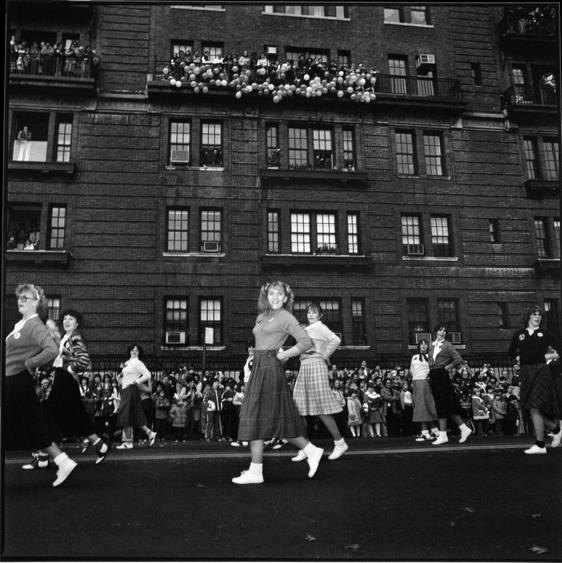 Macy's Parade, New York, 1977 Gelatin silver print, printed c. 1977 19 3/4 x 15 7/8 inches