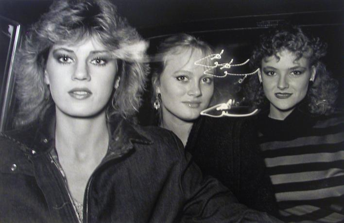 You Put Me on Ecstacy When You Ride Next to Me,1982 Gelatin silver print 16 x 20 inches Edition of 12 $3,000 Inquire