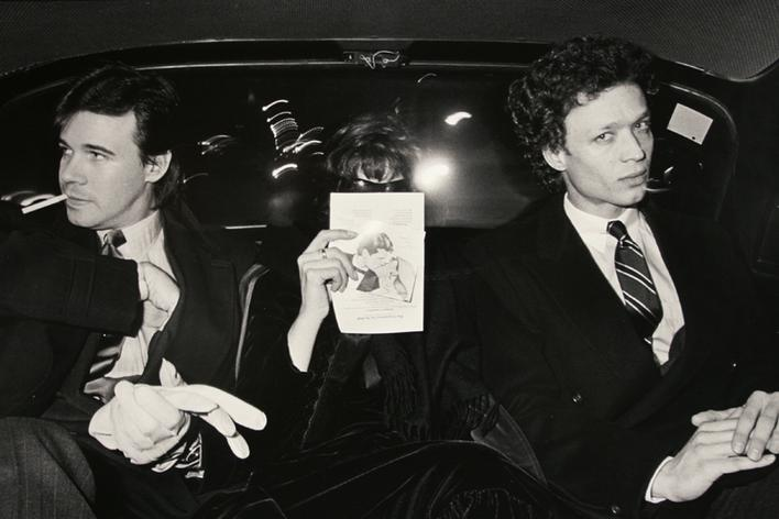 Riding with Dream Lovers in Love, 1983 Gelatin silver print 16 x 20 inches Edition of 12 Signed, titled, and dated on verso $3,000 Inquire