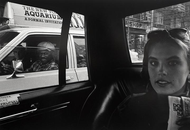 Short Ride in a Fast Machine, 1984 Gelatin silver print 16 x 20 in. (40.64 x 50.8 cm)