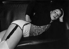 Ryan Weideman Odalisque In the Back of a Hack, 1982 Gelatin silver print 16 x 20 inches