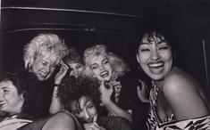 Six Girls Crack Up, 1982 Gelatin silver print 16 x 20 inches Edition of 10 Signed, titled, and dated on verso $4,000 Inquire