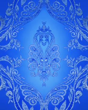 Royal Blue, 2010 Archival inkjet print. 25 x 20 inches