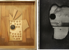 Remnants: Louise Nevelson and Aaron Siskind