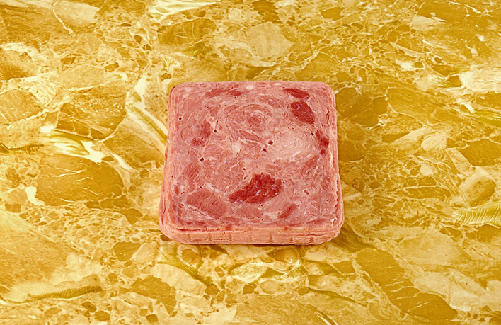Luncheon Meat on a Counter, 1978