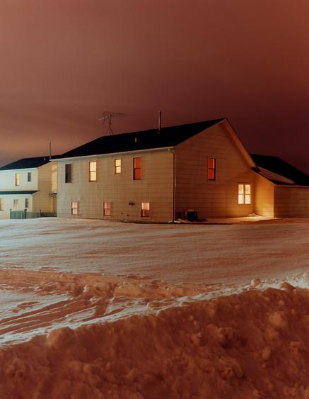 #2479-a, 1999 Chromogenic print. 48 x 38 inches