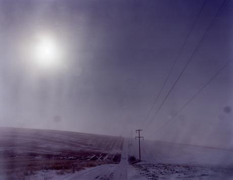 #6093, 2008 Chromogenic print. 38 x 48 inches